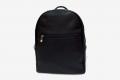 Рюкзак молодежный черный кожзам