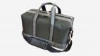 Дорожная спортивная сумка с ремнём